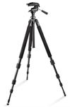 """Brunton Carbon Fiber Tripod Brand New Includes One Year Warranty, The Brunton Carbon Tripod is made of carbon fiber to provide a lightweight but very sturdy and versatile camera, binocular, or spotting scope support"