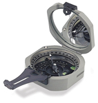 """""""Brunton International 0-360 Degree Brand New Includes Lifetime Warranty, The Brunton International 0-360 pocket transit compass features powerful Alnico V magnets, mounted to a polished, cupped sapphire jewel bearing, allowing for smooth compass needle movement"""
