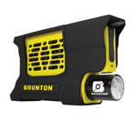 Brunton Hydrogen Reactor Portable fuel cell Yellow Hydrogen Reactor Po 67104-5