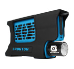 Brunton Hydrogen Reactor Portable fuel cell Blue Hydrogen Reactor Port