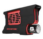 Brunton Hydrogen Reactor Portable fuel cell Red Hydrogen Reactor Porta 67107-5