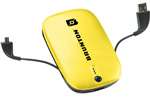 Brunton Heavy Metal 5500-Yellow Battery Pack